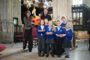 Bells ring out in Cirencester to celebrate 300 years of Powell's School